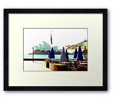 Morning Light, Campbells Cove Framed Print