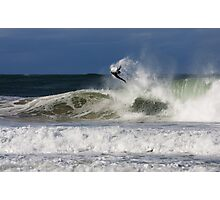 Little Rig, big invert - Tom Rigby Photographic Print