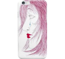 The Crying Woman iPhone Case/Skin