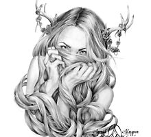 Begonia's Sister by April Alayne by AprilAlayne