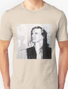 Steve Perry, Journey painting by William Wright T-Shirt