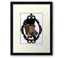 Sir Jasper Framed Print