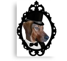 Sir Jasper Canvas Print