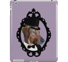 Sir Jasper iPad Case/Skin