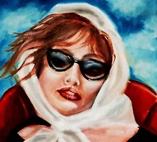 When Fall Winds Whisper, by Alma Lee by Alma Lee