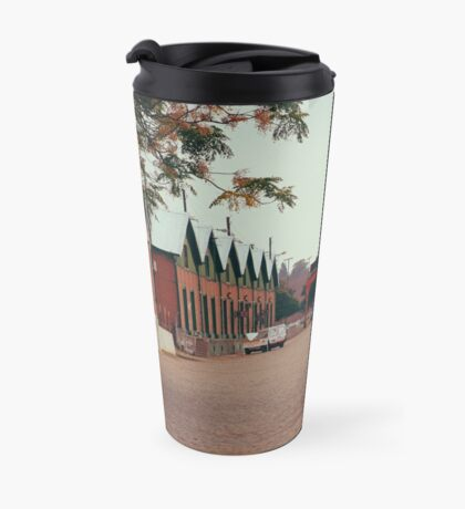 There's something about Rosario you can't see... Travel Mug