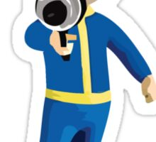 Fallout - Energy Weapons Bobblehead Sticker