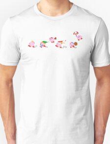 Kirby on the Run Unisex T-Shirt