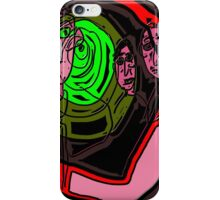 Color Time iPhone Case/Skin