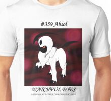 Absol: Watchful Eyes Unisex T-Shirt