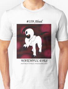 Absol: Watchful Eyes T-Shirt