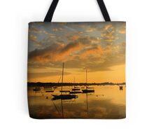 Point Abino Sunrise Tote Bag