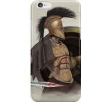 Dust & Bronze iPhone Case/Skin