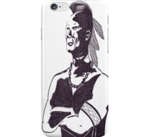 Noble Indian iPhone Case/Skin