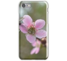 Australian Native Tea Tree iPhone Case/Skin