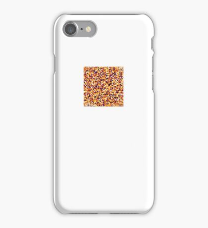 Thermal Noises iPhone Case/Skin