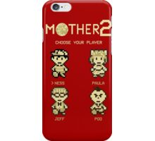 Mother 2 or Earthbound iPhone Case/Skin