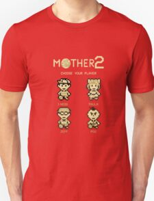 Mother 2 or Earthbound Unisex T-Shirt