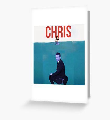 JAWS or CHRIS Greeting Card