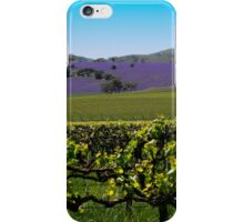 Barossa Hillside Landscape iPhone Case/Skin