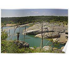 Pedernales Falls State Park Poster