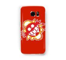 Kaboom!!! Tee + Stickers Samsung Galaxy Case/Skin