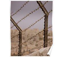 Palestine - West Bank, Bethlehem Poster
