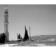 Palestine - West Bank Photographic Print