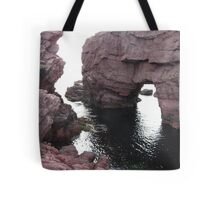 The Arch Hole Tote Bag
