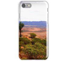 Australian Desert, the Outback iPhone Case/Skin