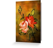Rose,,,,,Rose.......!!!!!! Greeting Card
