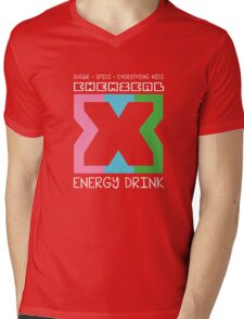 Chemical X Mens V-Neck T-Shirt