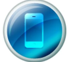 iPhone Icon by Mark Magnusson