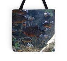 Piranha Tote Bag