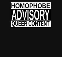 Queer Advisory version 2 Unisex T-Shirt
