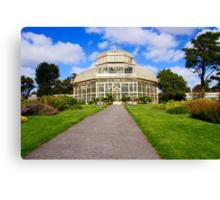 Botanical House Canvas Print