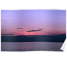 The Flordia Sunset #2 Poster