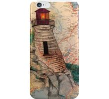 The Heart of a Fisherman iPhone Case/Skin