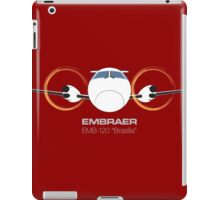 Embraer 120 Brasília iPad Case/Skin