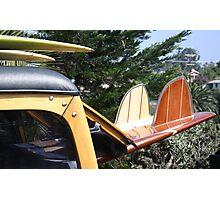 SURFS UP GIDGET Photographic Print