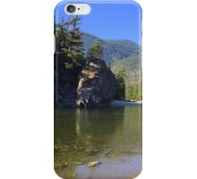 Bromley Rock Provincial Park Canada iPhone Case/Skin