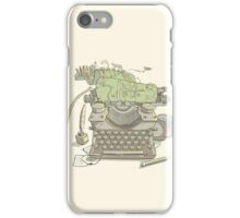 A Certain Type of City iPhone Case/Skin