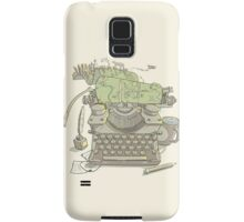 A Certain Type of City Samsung Galaxy Case/Skin