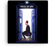 The 13th Doctor Canvas Print