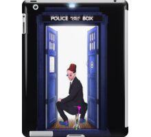 The 13th Doctor iPad Case/Skin