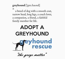 Greyhound Definition Unisex T-Shirt