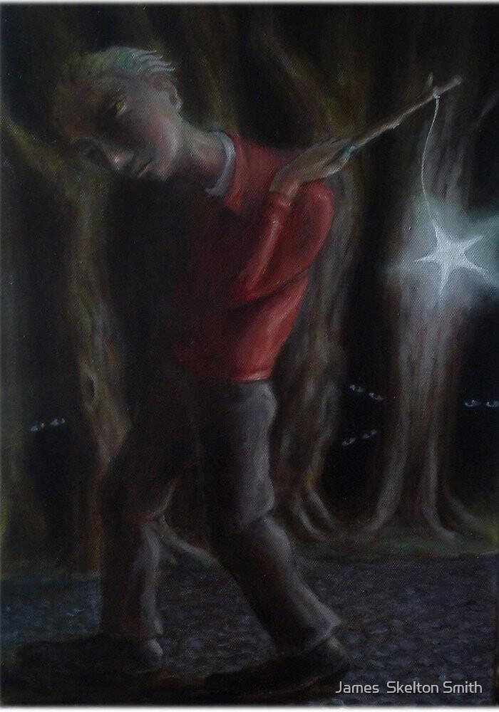 Celestial Traveller by James  Skelton Smith