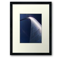 The Gateway Arch (St. Louis, Missouri) Framed Print