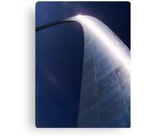 The Gateway Arch (St. Louis, Missouri) Canvas Print