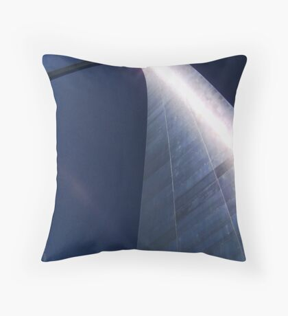 The Gateway Arch (St. Louis, Missouri) Throw Pillow